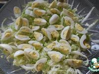 Салат Зеленое море ингредиенты