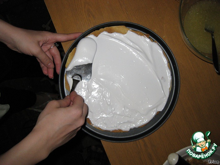 Торт Кремлевский
