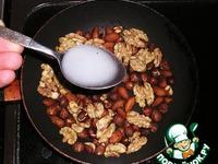 Солeные орешки и солeные семечки ингредиенты