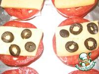 Фаршированные помидоры Италия ингредиенты