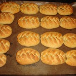 Пирожки из бездрожжевого творожного теста