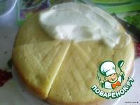 """Торт """"Клубничный экспромт"""" ингредиенты"""