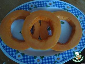 Тыквенно-творожный десерт – кулинарный рецепт