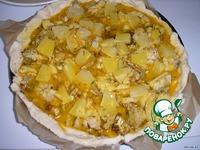"""Пирог """"Барон"""" ингредиенты"""