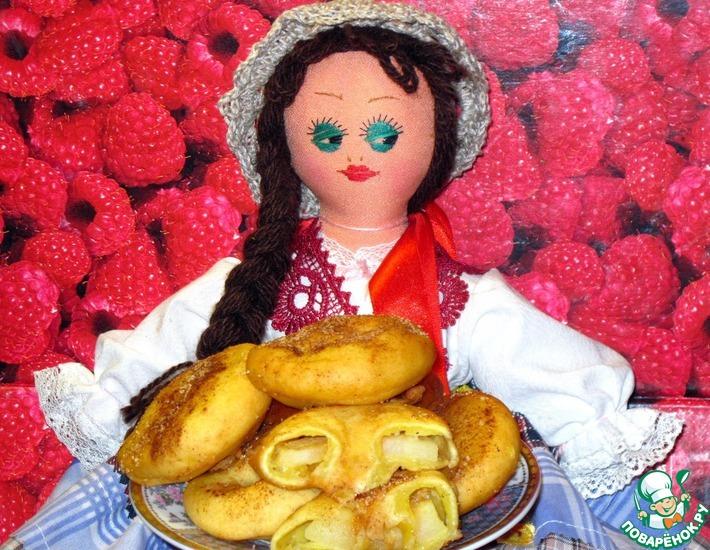 Рецепт: Нежнейшие воздушные пончики Родом из детства