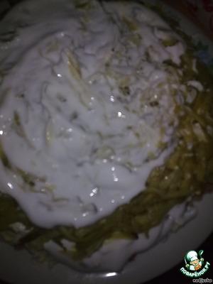 "Салат ""Слойка"" – кулинарный рецепт"