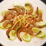 Креветки маринованные по-тайски