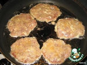 Fry in hot oil on both sides until Golden brown.