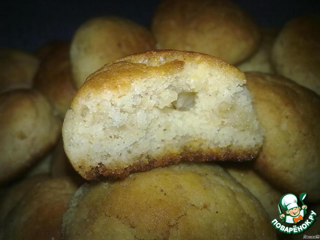 Прянички-орешки