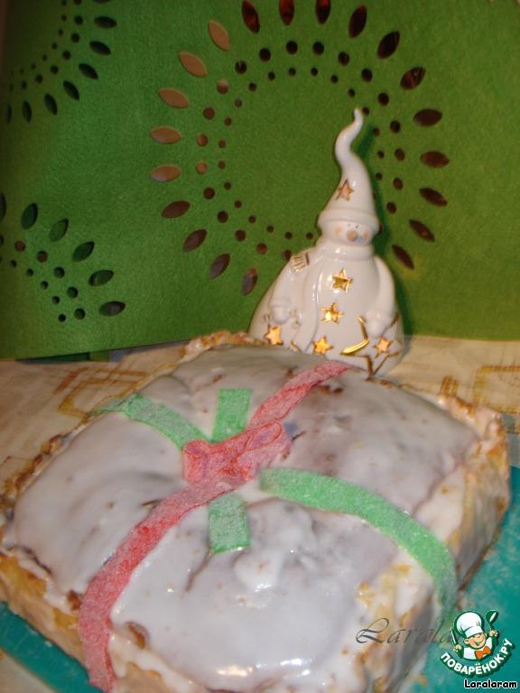 Тортик  Подарок