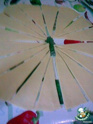 Разрезать на треугольники