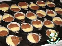 Печенье шоколадно-апельсиновые «А-ля мадлены» ингредиенты