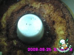 Сливовый пирог –перевертыш – кулинарный рецепт