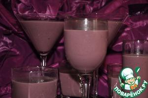 Pour in kremanku or glasses.