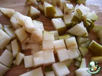 Слоеные пирожки с грушей и шпинатом ингредиенты