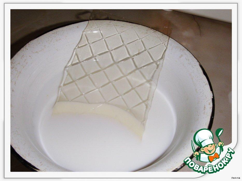 Торт  с кремом  из  зефира
