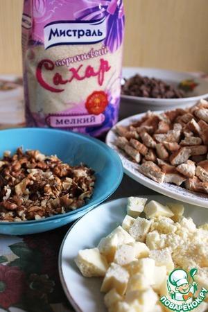 шоколадная выпечка - рецепты, статьи на