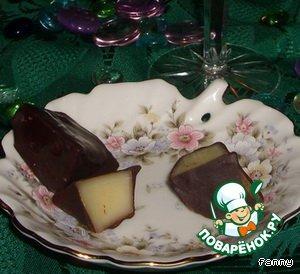 Конфеты из пармезана – кулинарный рецепт
