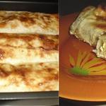Рулетики из лаваша с курицей и ветчиной – кулинарный рецепт