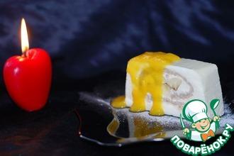 Рецепт: Десерт Таю на губах
