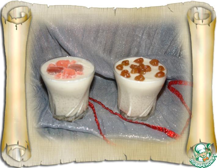 Рецепт: Десерт Баваруаз