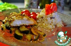 Рецепт Рыба жареная в измельчённых картофельных или рисовых чипсах