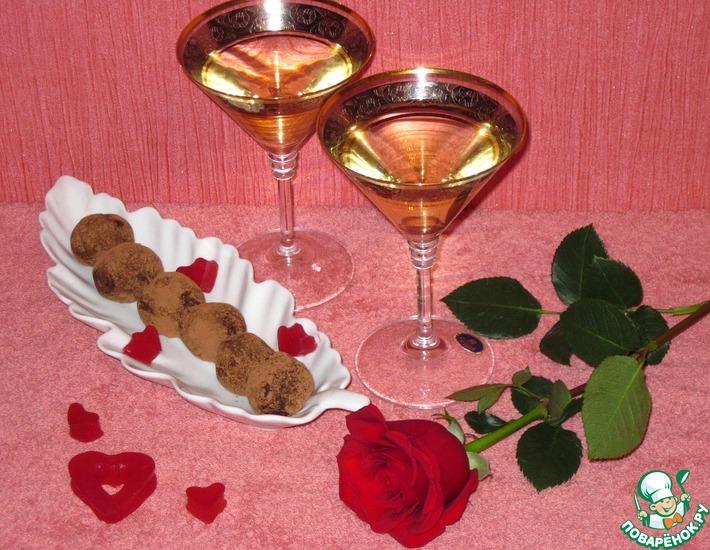 Рецепт: Земляничные конфеты, которые готовил сам Оноре де Бальзак