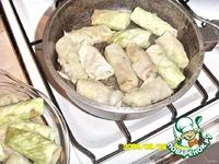 Голубцы с куриным фаршем ингредиенты