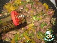 Запечeнный фаршированный перец Плетень ингредиенты