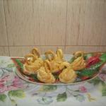 Закуска Лебеди под водочку