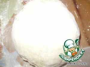 Пирог «Кол-бюрей» – кулинарный рецепт