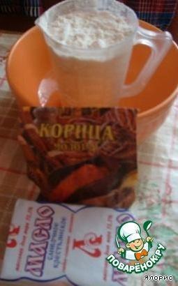 Английское печенье к чаю