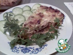 Мусака из печеных овощей – кулинарный рецепт