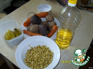 once the vegetables are cooked, prepare the remaining ingredients
