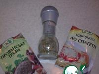 """Спагетти """"Болоньез"""" ингредиенты"""