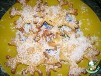 """Десертные """"Снежинки"""" ингредиенты"""