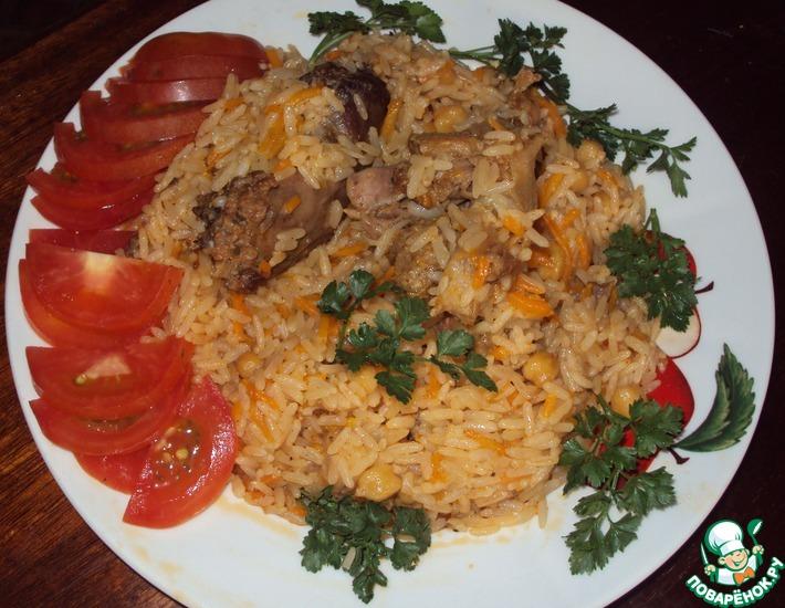 Рецепт: Плов по-среднеазиатски