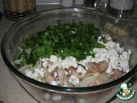 Голландский рыбный салат ингредиенты