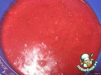 Сливовый соус с грецкими орехами ингредиенты