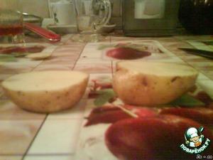 Запеченная картошка – кулинарный рецепт