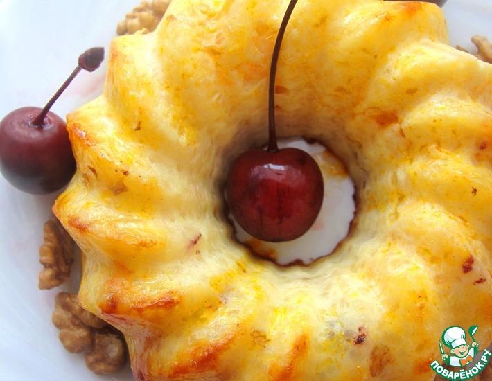 Рецепт: Итальянский рисовый пирог