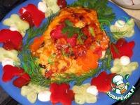 Курица с осенними овощами ингредиенты