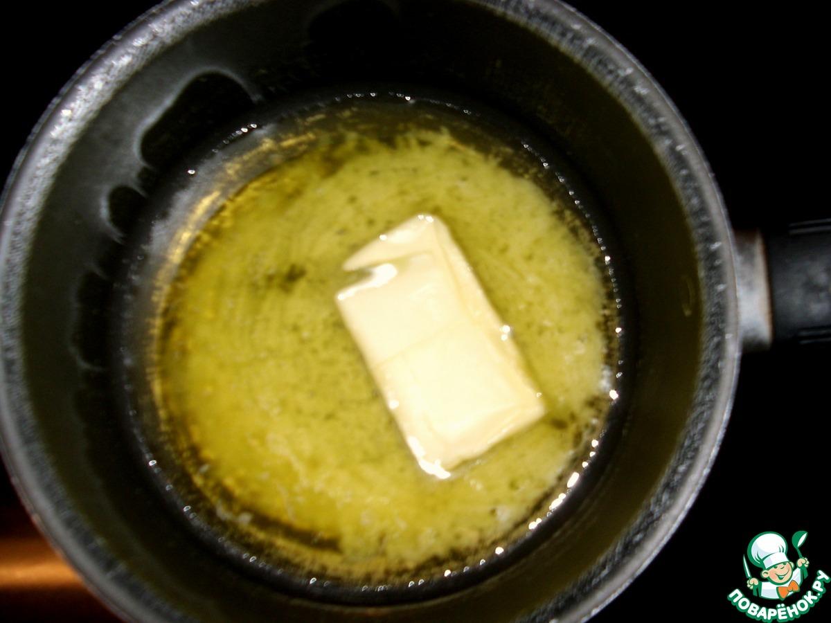 Мраморный чизкейк