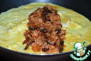 Омурайс – кулинарный рецепт