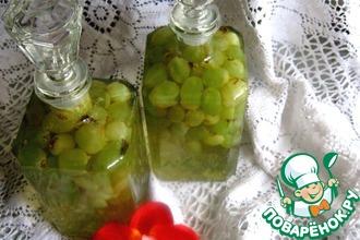 Рецепт: Настойка Пьяный виноград