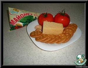 """Салат """"Каприз моего любимого"""" – кулинарный рецепт"""