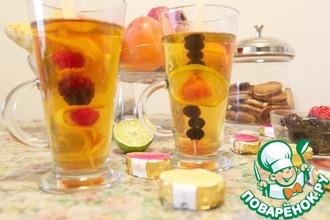 Рецепт: Ароматные украшения для чая