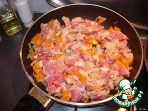 Свиное жаркое в горшочках – кулинарный рецепт