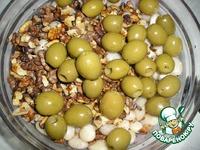 Салат Постные роскоши ингредиенты