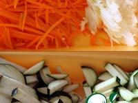 Овощная лазанья ингредиенты